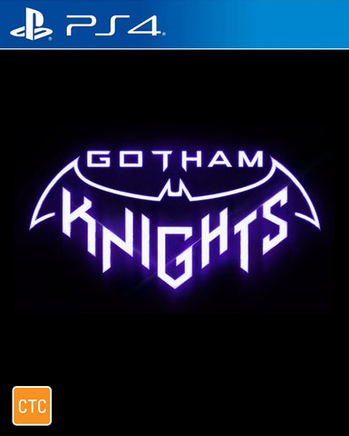 Batman: Gotham Knights - PS4