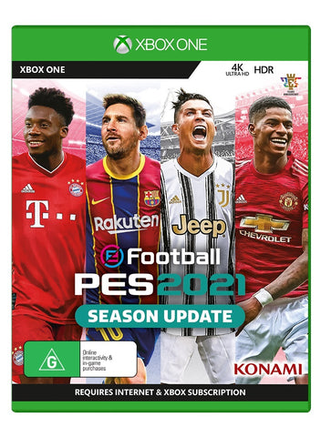 eFootball PES 2021 Season Update - Xbox One