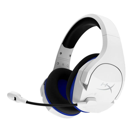 HyperX Cloud Stinger Core Wireless Gaming Headset (White) - PS4