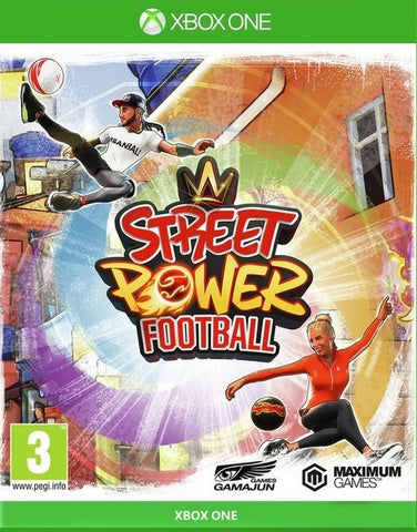 Street Power Football - Xbox One