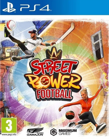 Street Power Football - PS4