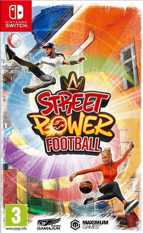 Street Power Football - Nintendo Switch
