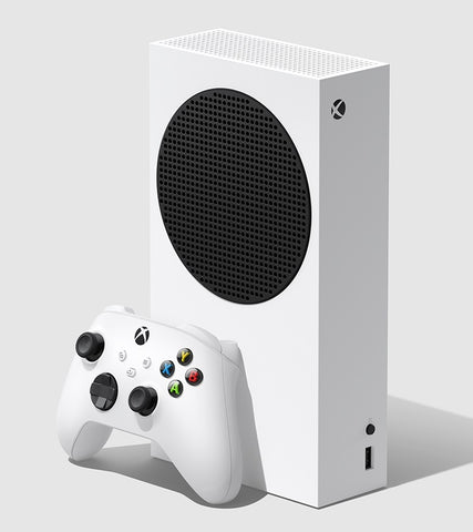 Xbox Series S All Digital Console - Xbox Series X