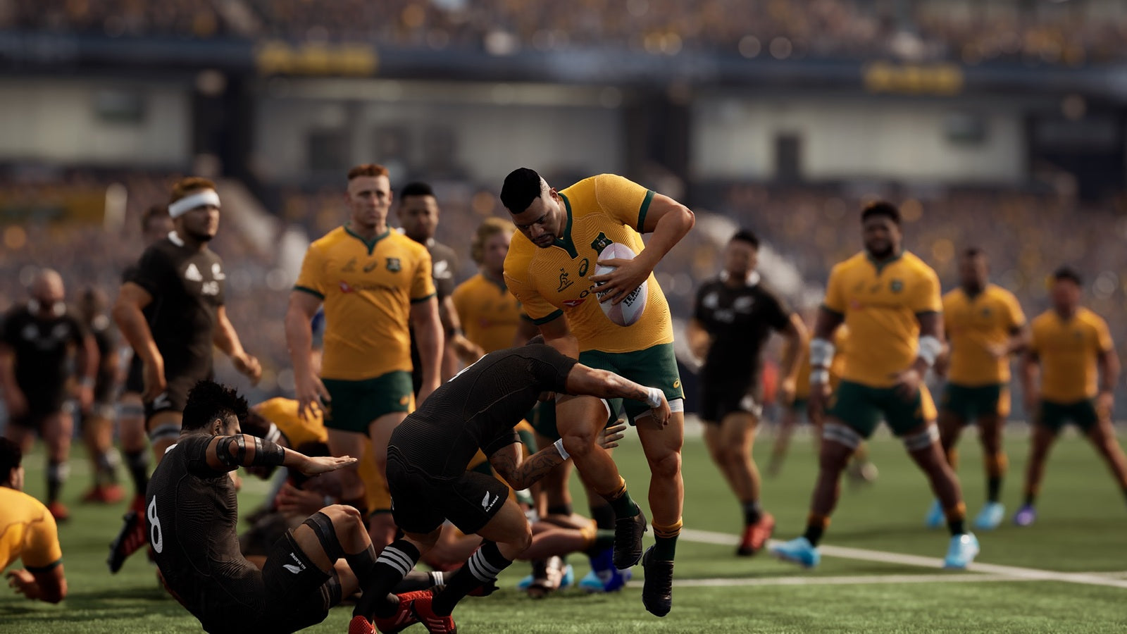 All Blacks Rugby Challenge 4 - Xbox One