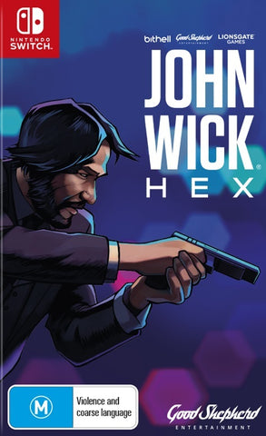 John Wick Hex - Nintendo Switch