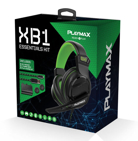Playmax Xbox One Essential Pack V2 - Xbox One