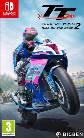 TT Isle of Man: Ride On The Edge 2 - Nintendo Switch