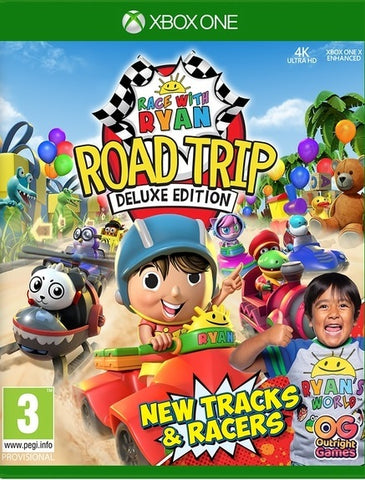 Race with Ryan: Road Trip Deluxe Edition - Xbox One
