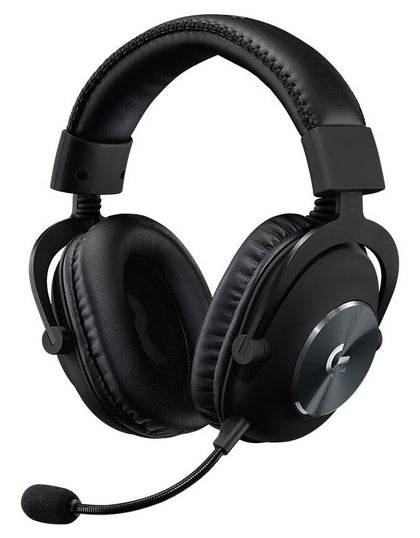 Logitech G PRO X Gaming Headset (Wired) - PC Games