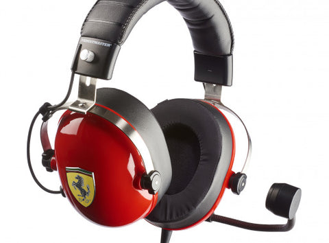 Thrustmaster T Racing Scuderia Ferrari Edition DTS Gaming Headset (Wired) - Xbox One