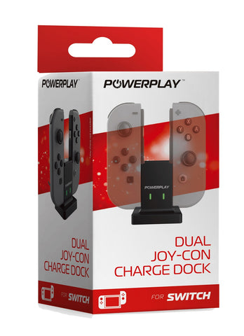 PowerPlay Switch Dual Joy-Con Charge Dock - Nintendo Switch