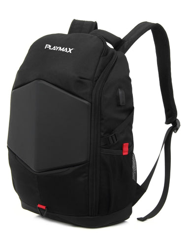 Playmax Gaming Backpack - Black - Xbox One