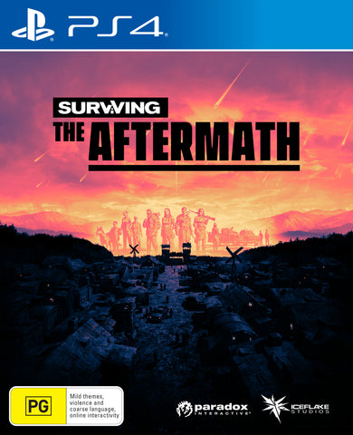 Surviving the Aftermath - PS4