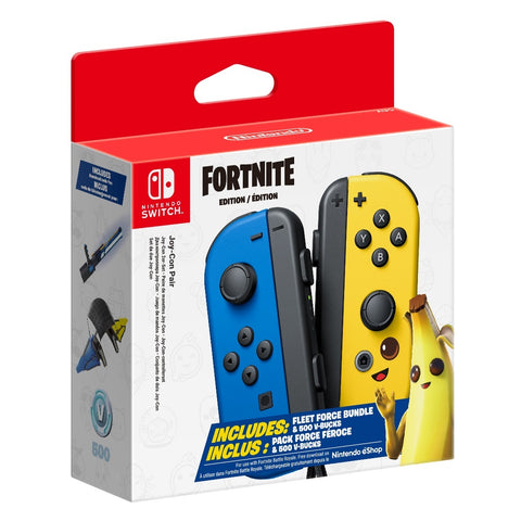 Nintendo Switch Joy-Con Fortnite Fleet Force Bundle - Nintendo Switch
