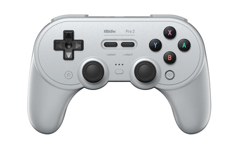 8BitDo Pro 2 Bluetooth Gamepad (Grey edition) - Nintendo Switch