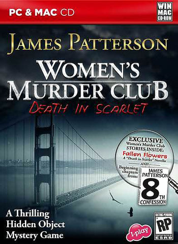 Women's Murder Club - Death in Scarlet - PC Games