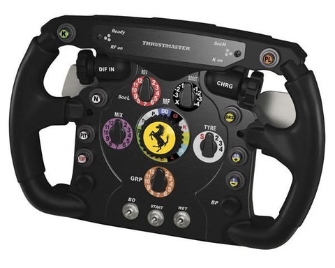 Thrustmaster T500 F1 Racing Wheel Add On (PS4, Xbox One, PS3, PC) - PS3