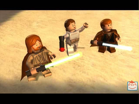 Lego Star Wars: The Complete Saga - PC Games
