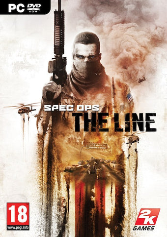 Spec Ops: The Line - PC Games
