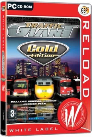 Traffic Giant Gold Edition - PC Games
