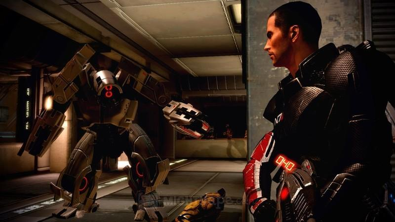 Mass Effect Trilogy (code in box) - PC Games