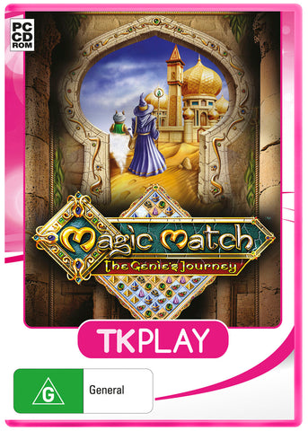 Magic Match (TK play) - PC Games