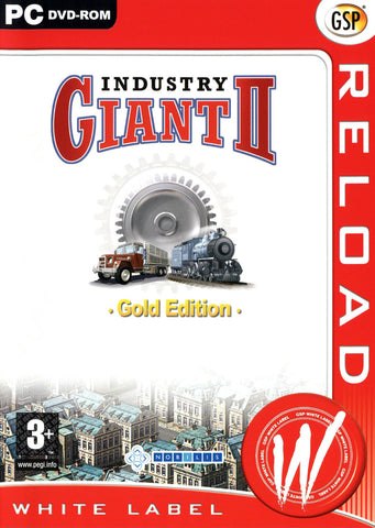 Industry Giant II: Gold Edition - PC Games