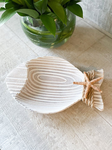 The Wooden Fish Dish