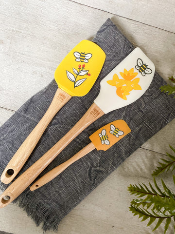 Bumble Bee Spatula's