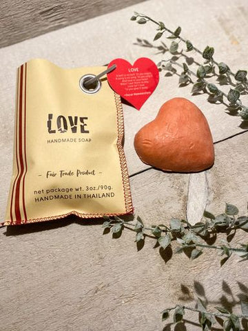 Fair Trade - Love Handmade Soap