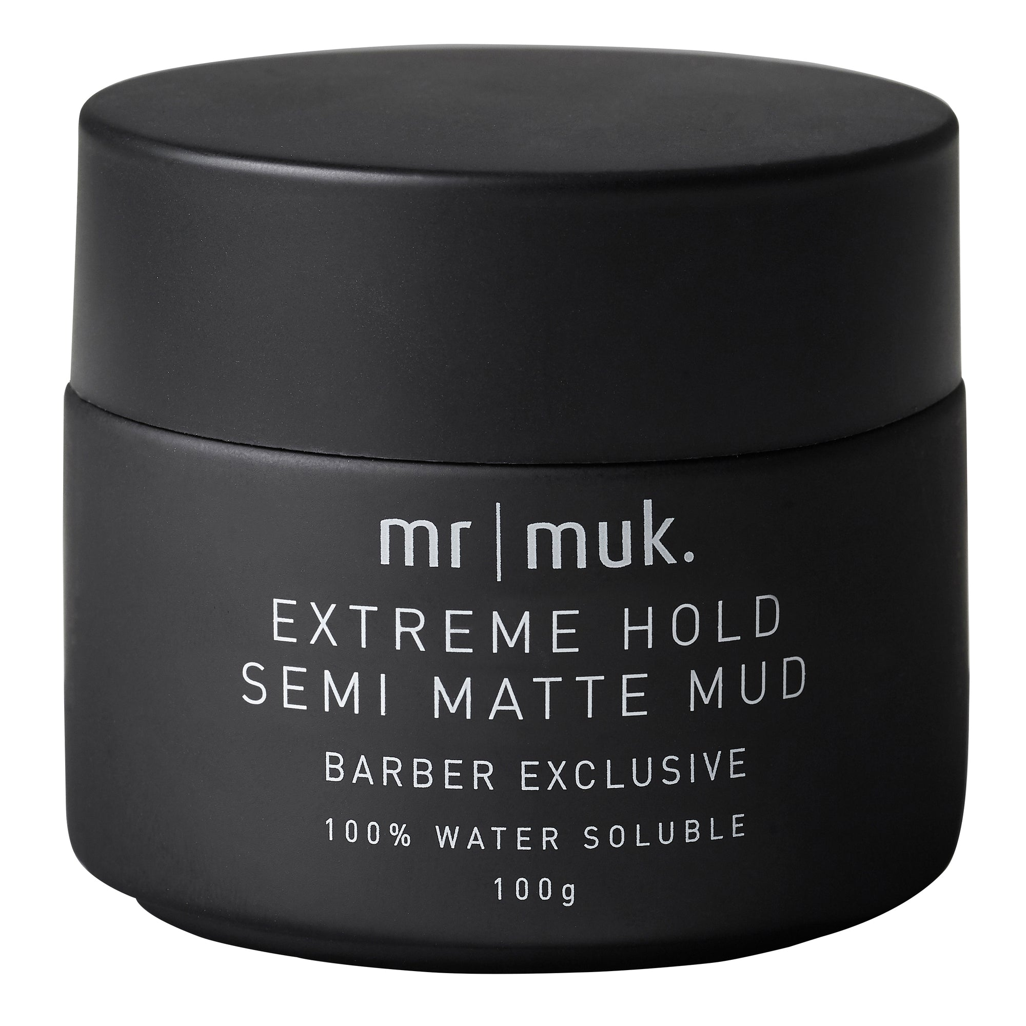 EXTREME HOLD SEMI MATTE MUD