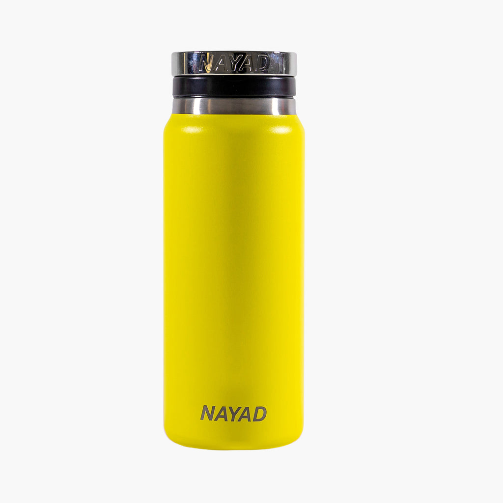 Roamer bottle (18oz) yellow - NAYAD