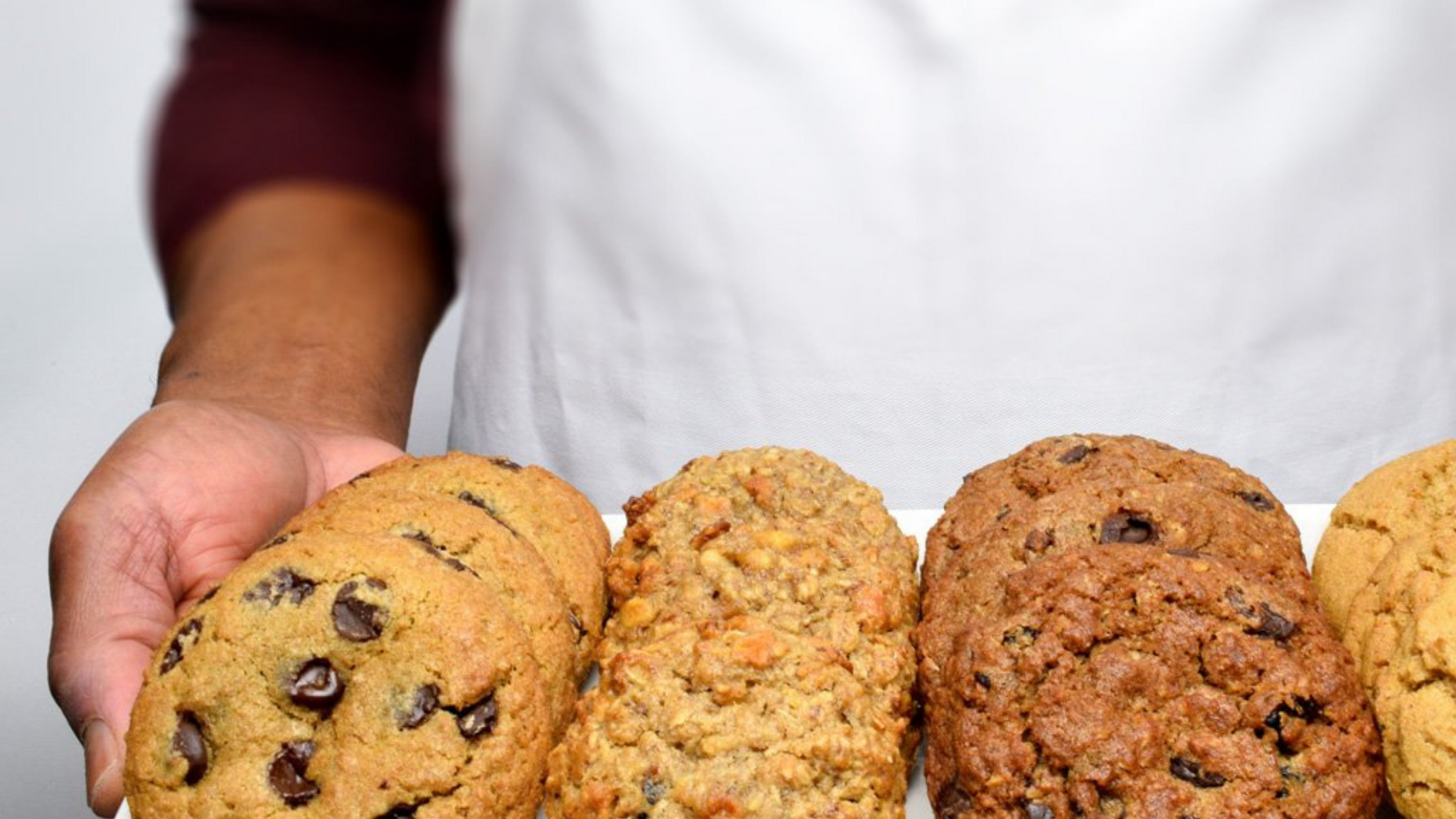 Farmers' Markets To Online Store: How One Man's Passion For Cookies Led To a Business And a Community #ClientSpotlight