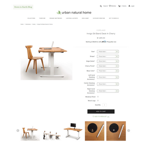 Urban Natural Home Furnishings