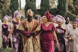 Client Spotlight: How Fitted Is Solving the $4bn Fashion Problem in Nigeria's Wedding Market with Technology