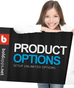 Re-position Placement of Product Options for Shopify
