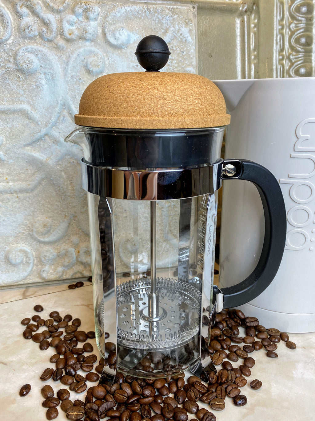 Chambord Cork French Press, 8 Cup