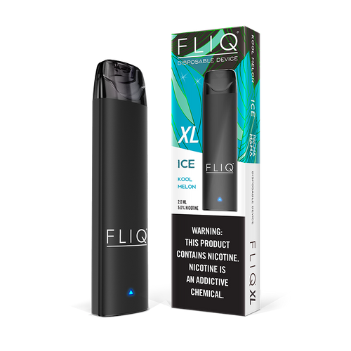 Fliq + Pachamama Ice Kool Melon Disposable Vape Xl