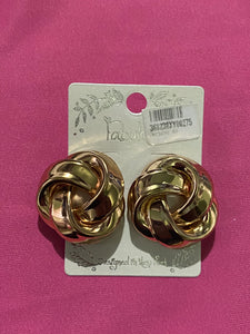 Large Swivel Earrings