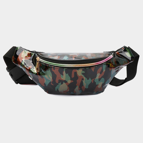 Army Fatigue Fanny Pack