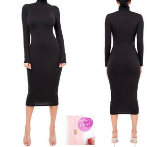 Serving Neck & Body (Black)