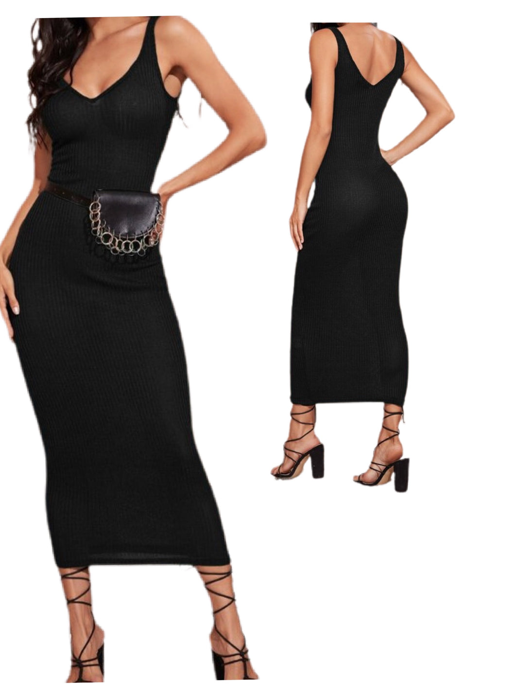 The Any Occasion Dress (Black)