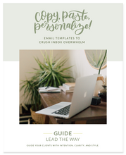 Load image into Gallery viewer, GUIDE: LEAD THE WAY—Guide your clients with intention, clarity, and style