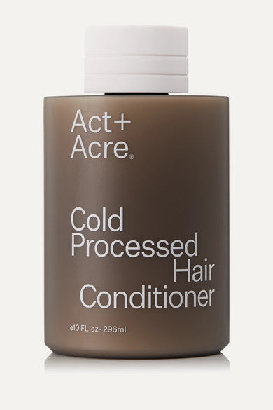 ACT + ACRECold Processed Hair Conditioner, 296ml