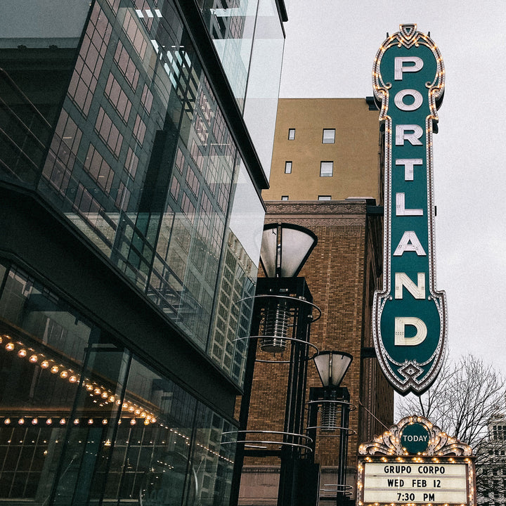 Project 20 in 20: Portland