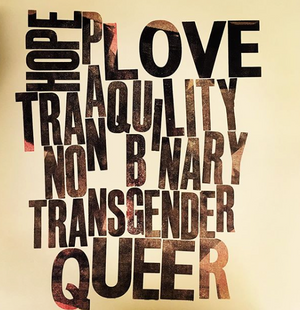 LGBTQ+ Letterpress Workshop at Ditchling Museum of Art and Craft