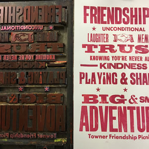 THE TOWNER EASTBOURNE - FRIENDSHIP PROJECT
