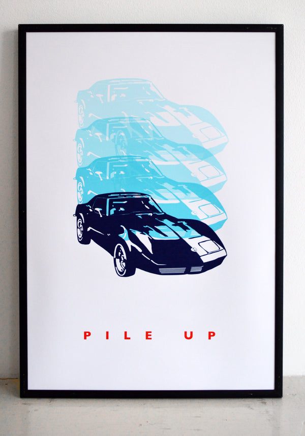 wall art, car print, top gear, sports car