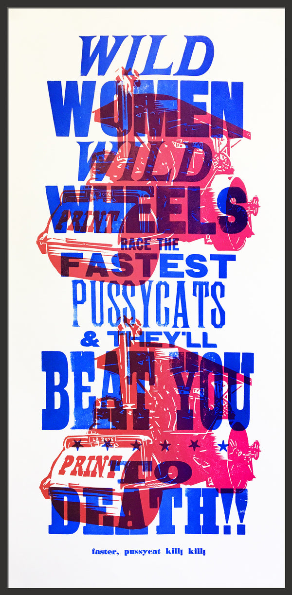 Wild Women! Wild Wheels!!