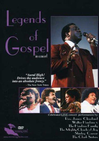 Legends of Gospel, The (2 Disc Set)